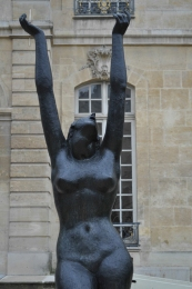 Joy, Abandon, Freedom, Equality and Beauty, Rodin Museum, France