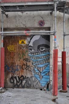 Untitled at the Centre Pompidou, Paris, France